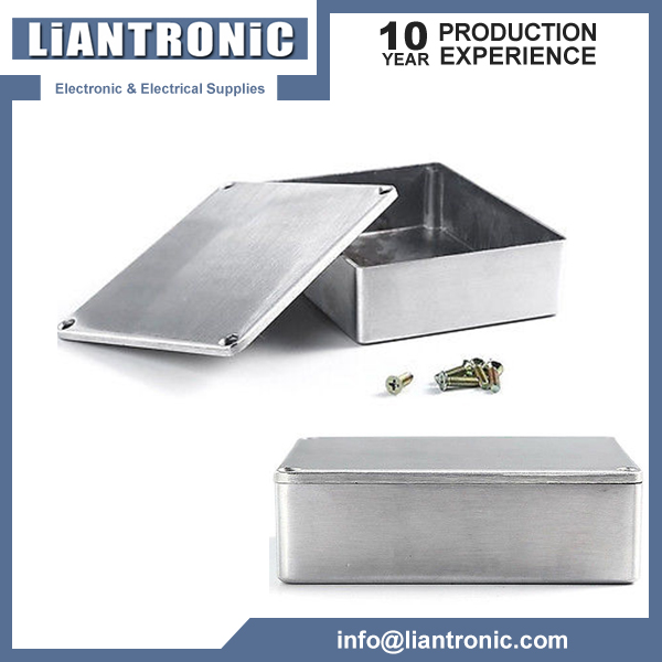 1590BB Aluminum Stomp Box Enclosure