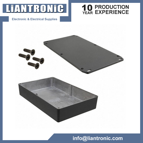 1590DD Aluminum Stomp Box Enclosure