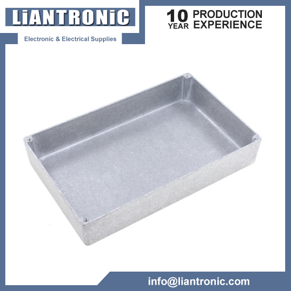 1590N1/125B Aluminum Stomp Box