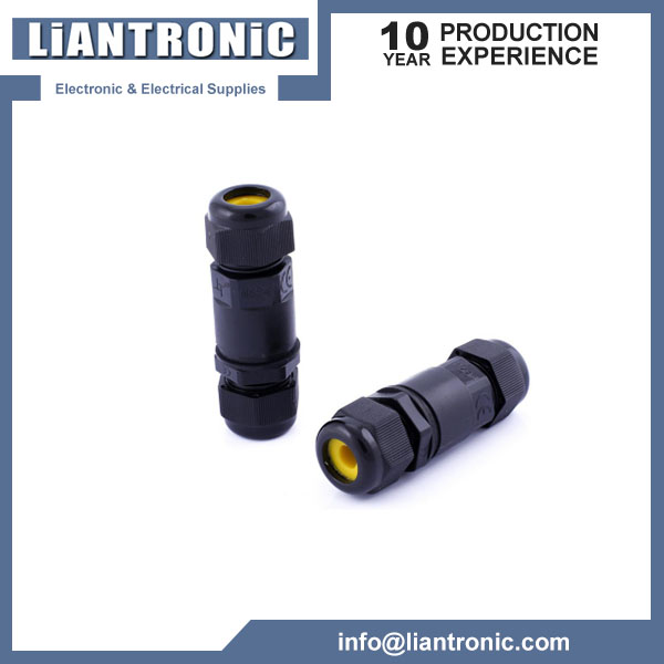 IP68 waterproof cable connector title=