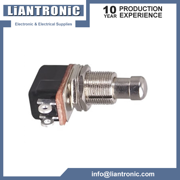 SPST OFF-ON Push Button Switch