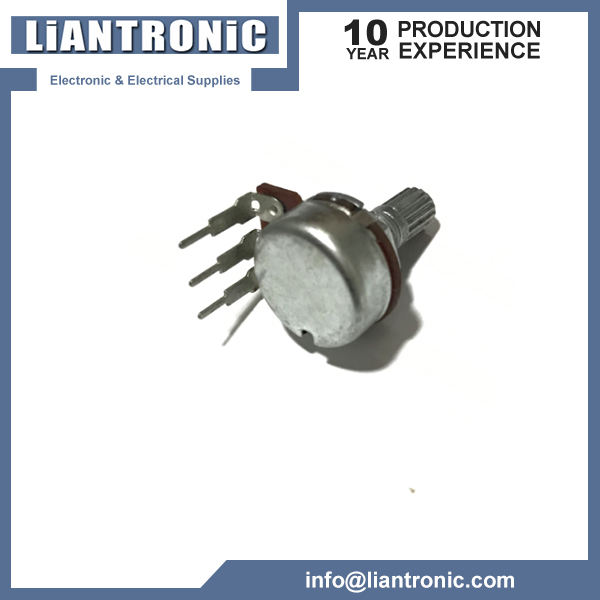 10K Linear Potentiometer