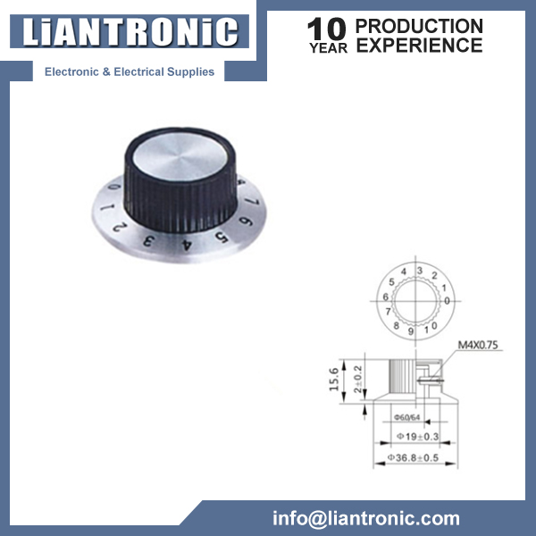 Potentiometer Knob