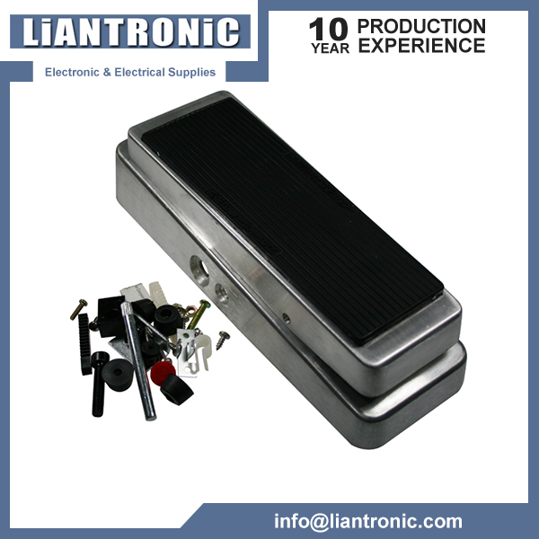 Plain Aluminum Wah Wah Enclosure