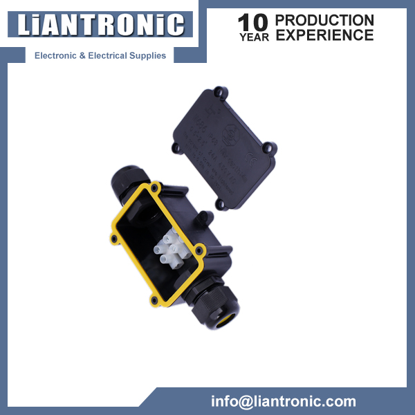 IP68 Waterproof Cable Junction Box
