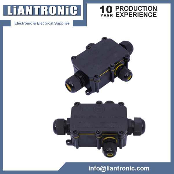 IP68 Underground Cable Connector title=