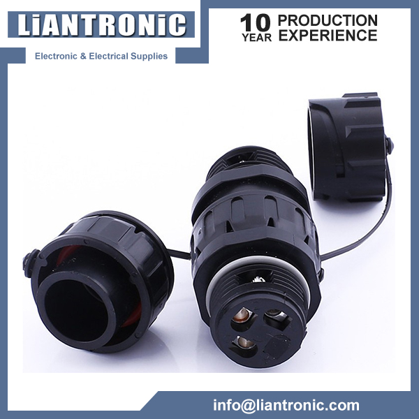 IP68 Waterproof Cable Connector for Outdoor Led Lights title=