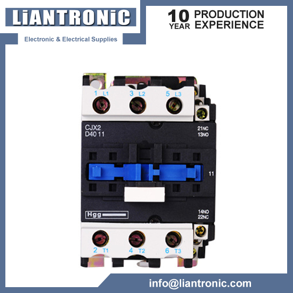 LC1-D4011 Electrical Contactor Types title=