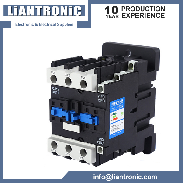 LC1-D4011 Electrical Contactor Types