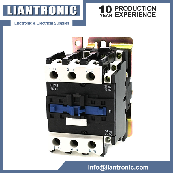 cjx2-6511 Coil Voltge 220V Air Conditioning AC Contactor title=
