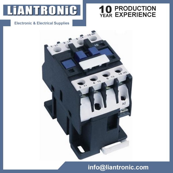 Types of AC Magnetic Contactor (LC1-D Series) title=