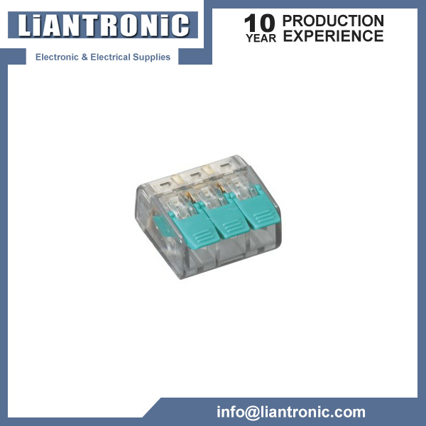 221-413 Push Quick Wire Connector