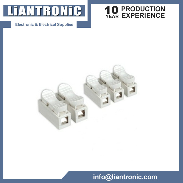 Wago 3Pins Snap-in Pin Wire Terminal Blocks