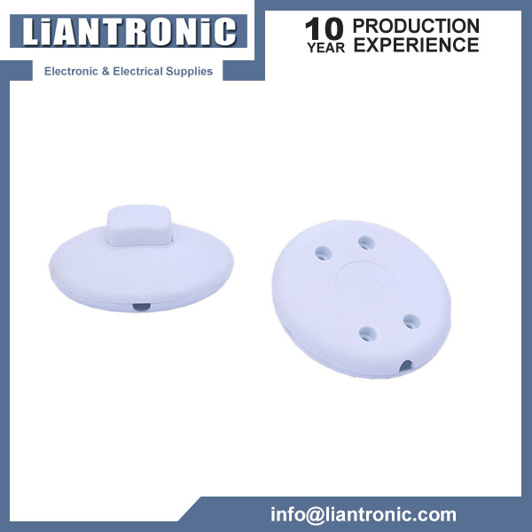 Round Through Floor Lamp Foot Switch