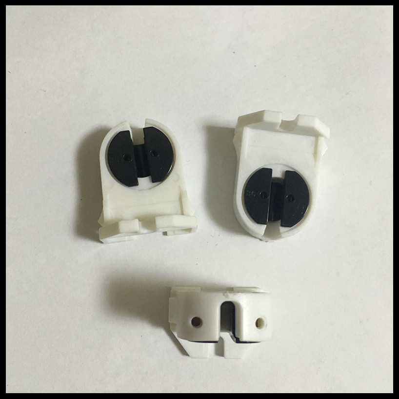 G5 Plastic Fluorescent Lamp Holder